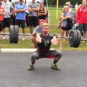 Ross (squat clean)