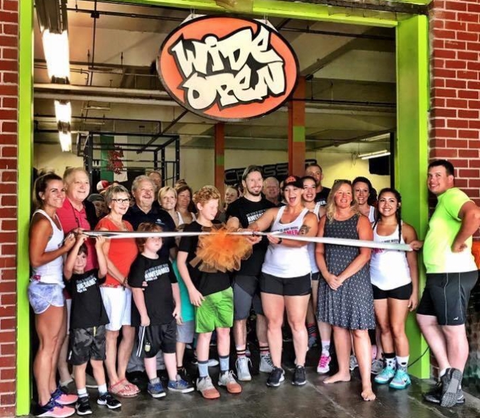 Crossfit WO opening